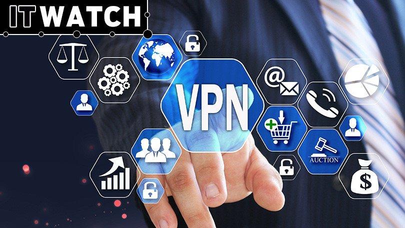 VPN tjeneste