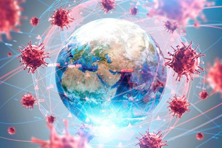 Smittevernrenhold globalt